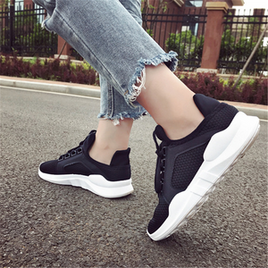 Women's versatile casual breathable sneakers