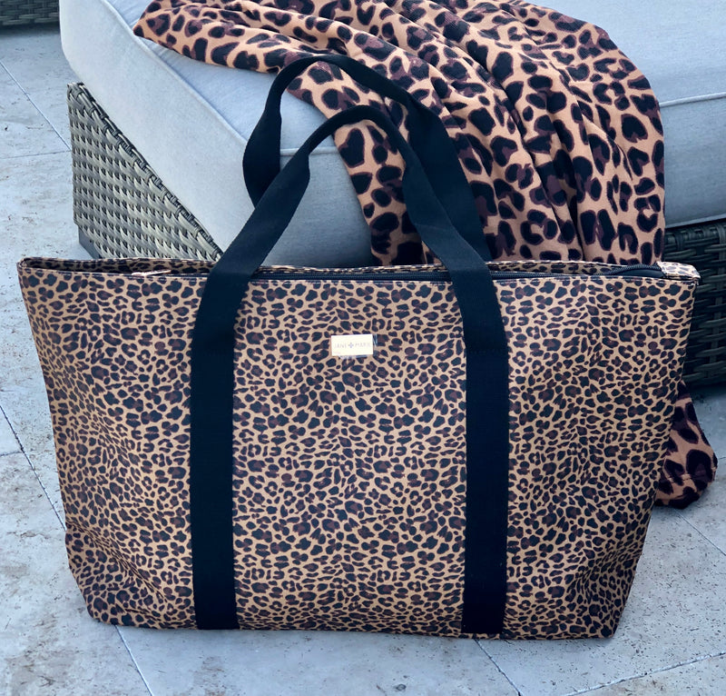 Born To Be Wild Beach Bag