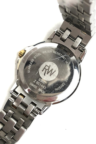 RAYMOND WEIL Two Tones Watch