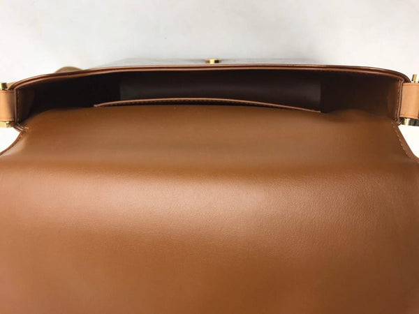 LOUIS VUITTON Caramel Vernis Thompson Street Bag GHW