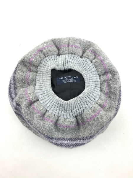 BURBERRY LONDON Wool Béret