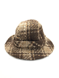 D&G Wool/Mohair/Alpaca Blend Bucket Hat