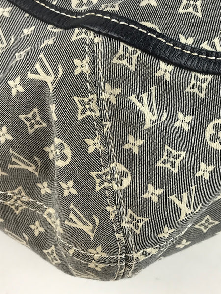 LOUIS VUITTON Encre Monogram Idylle Romance Shoulder Bag