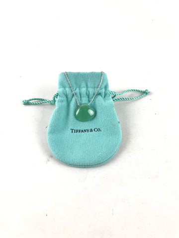 TIFFANY & CO. Cat Island Isle Shell Pendant Necklace
