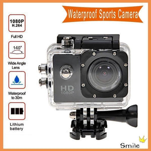 VIP PRO TRACKER Sport Action Ultra HD Camera