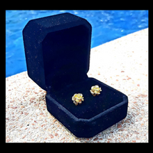Load image into Gallery viewer, ROSE EARRING BANGKOK GOLD 18k  Coated of a very high standard