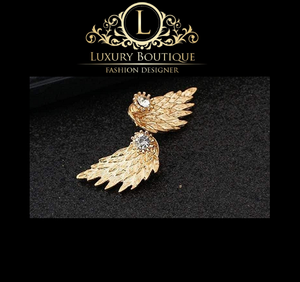 FREE!!!!! (promotional product) Luxurious GOTHIC ANGEL WINGS