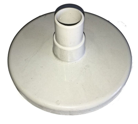 Classic Vacuum plate with Straight Adapter