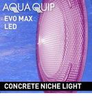 Aquaquip EvoMAX LED Pool Lights for Concrete Pools