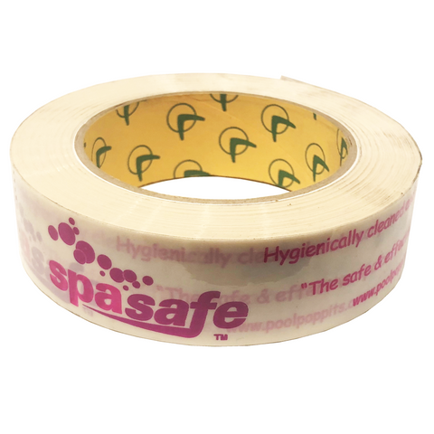 Spa Safe Print Tape