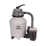 Above Ground 1/2 HP Pool Pump & Sand Filter Combo