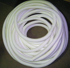 32mm spigotted hose for above ground pools (Per 900mm)