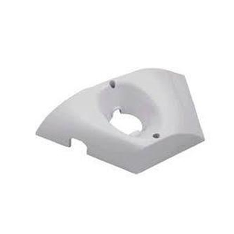 Polaris 280 bottom, white with bracket