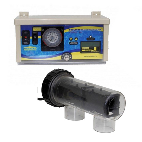 Poolstore Omega 2M Self Cleaning chlorinator