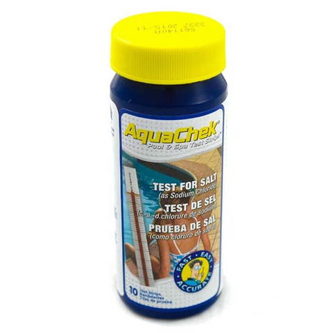 AquaChek Salt Test Strips