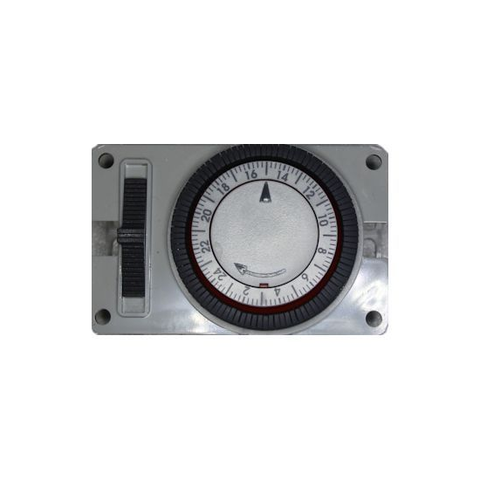 Chloromatic ESR/ESC Time clock 1812 (Battery Back-up)