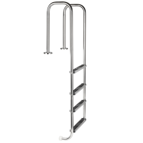 4 Step Pool Ladder Model LU ( Concrete In )