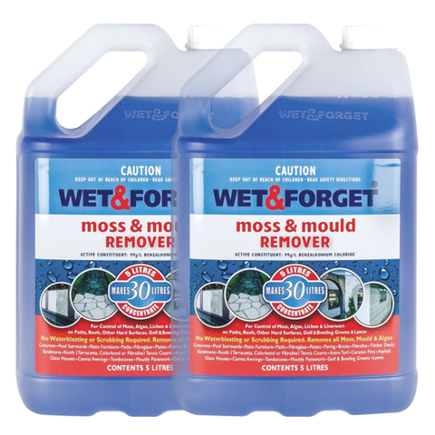Wet & Forget Twin Pack