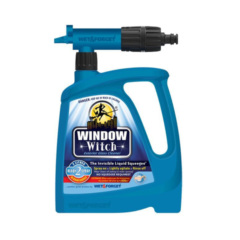 Window Witch Window Cleaner