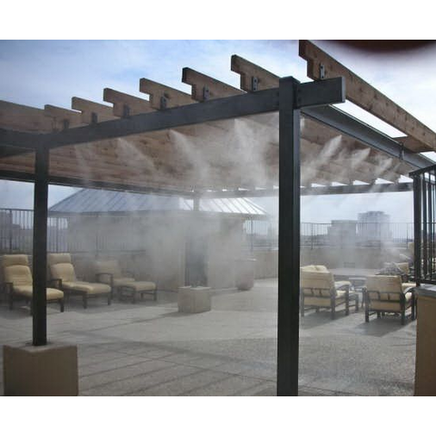 Climate Veil Patio Misting & Cooling System