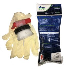 Poppit Spa Protective Equipment