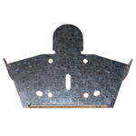 Sterns Ocean Wave top post plate