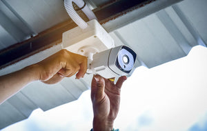 Reasons for installation of security cameras