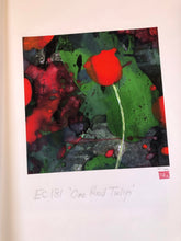 Load image into Gallery viewer, EC 181 ' One Red Tulip '