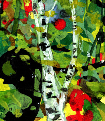 EC 322 'Forest Sketches 4'