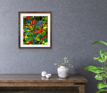 Load image into Gallery viewer, EC 321 'Forest Sketches 1'