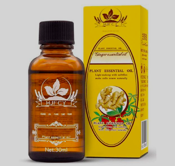 Natural Ginger King Oil