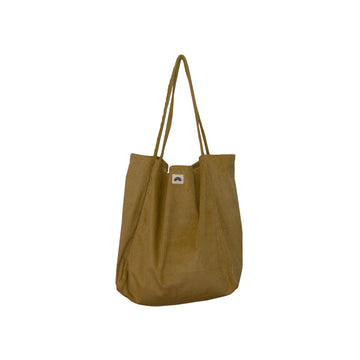 Corduroy Bag (Oversized) - Golden Kiwi