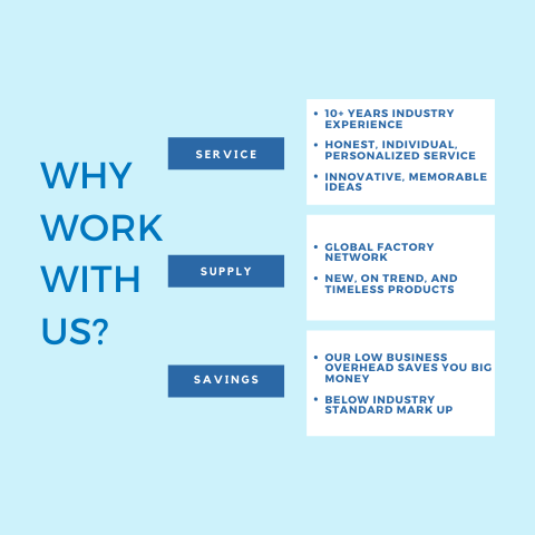 Why Work With Us?