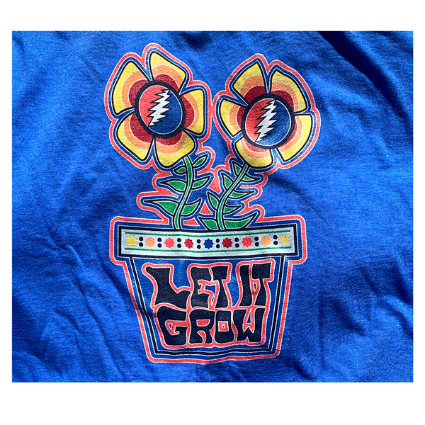 Let It Grow short sleeve tee