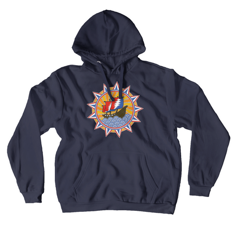 Ship of Fools pullover hoodie