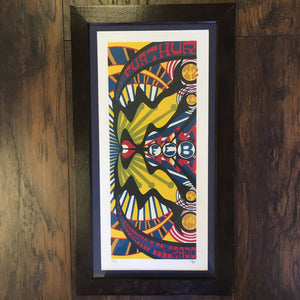 Framed Furthur in Broomfield, Colorado 2013