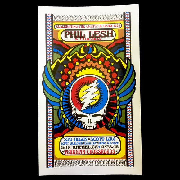 Phil Lesh and Friends Celebrate the Grateful Dead 1989