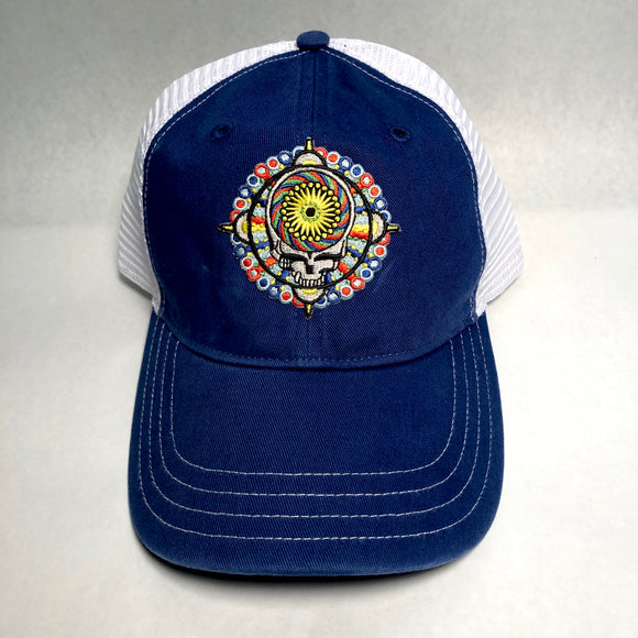 Four Winds vintage wash trucker hat