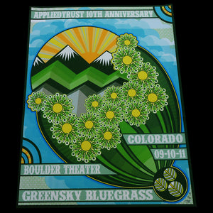Official Greensky Bluegrass - Boulder, CO
