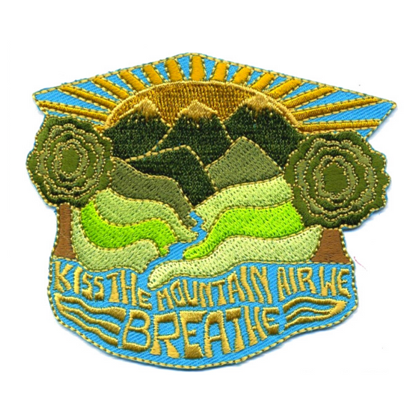 S. Valley patch
