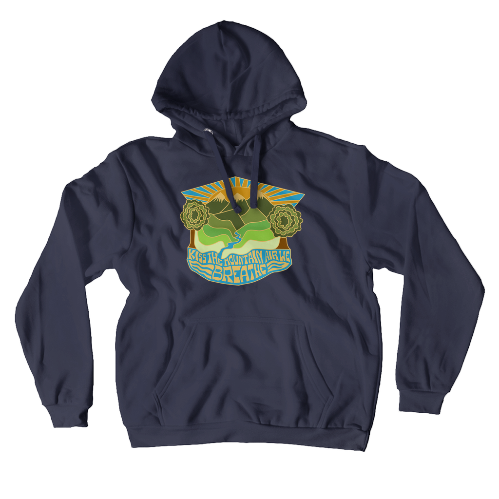 S. Valley pullover hoodie
