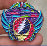 Officially Licensed Grateful Dead TRiPP Pins