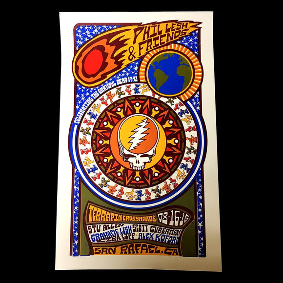 Phil Lesh & Friends - Celebrating Grateful Dead 1992 (paper edition)