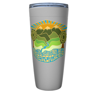 S. Valley stainless tumbler