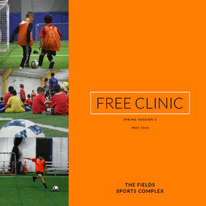 Spring Session FREE CLINIC