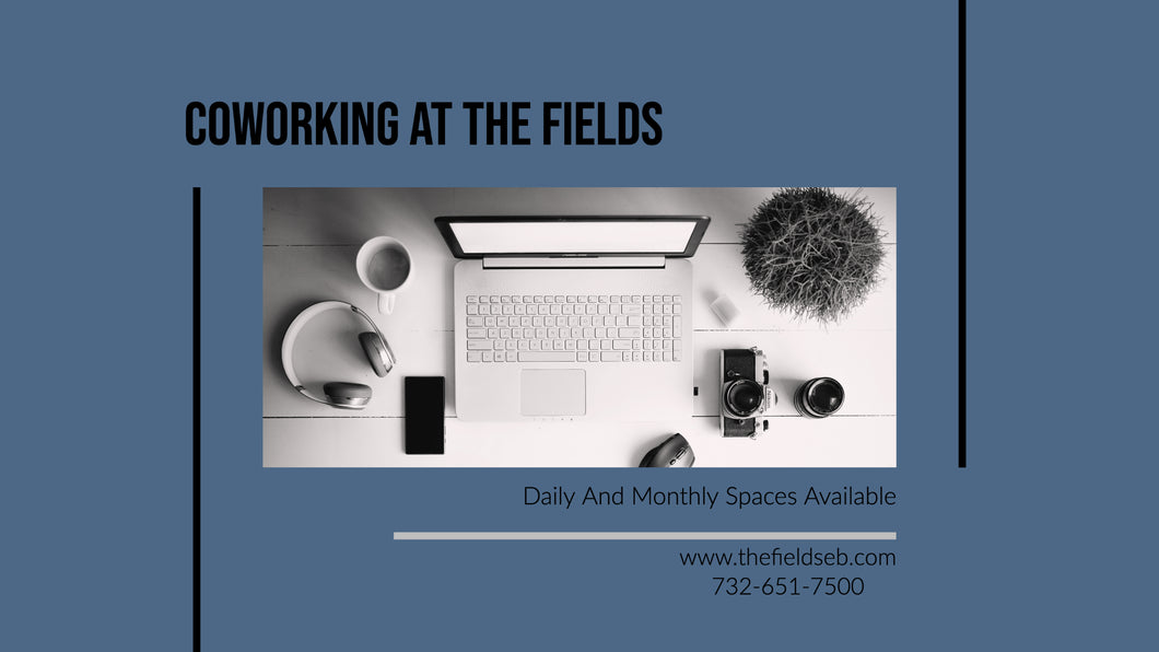 Coworking Dedicated Desk
