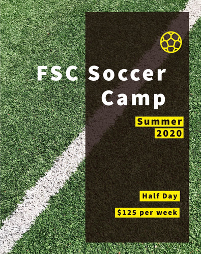 Half Day Soccer Summer Camp