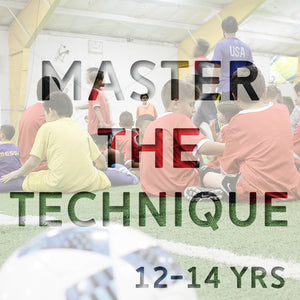 Master The Technique Spring Session