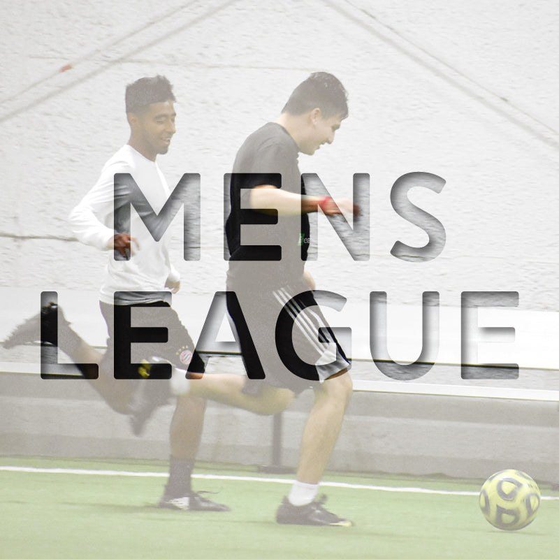 Mens 6v6 League Winter 2018