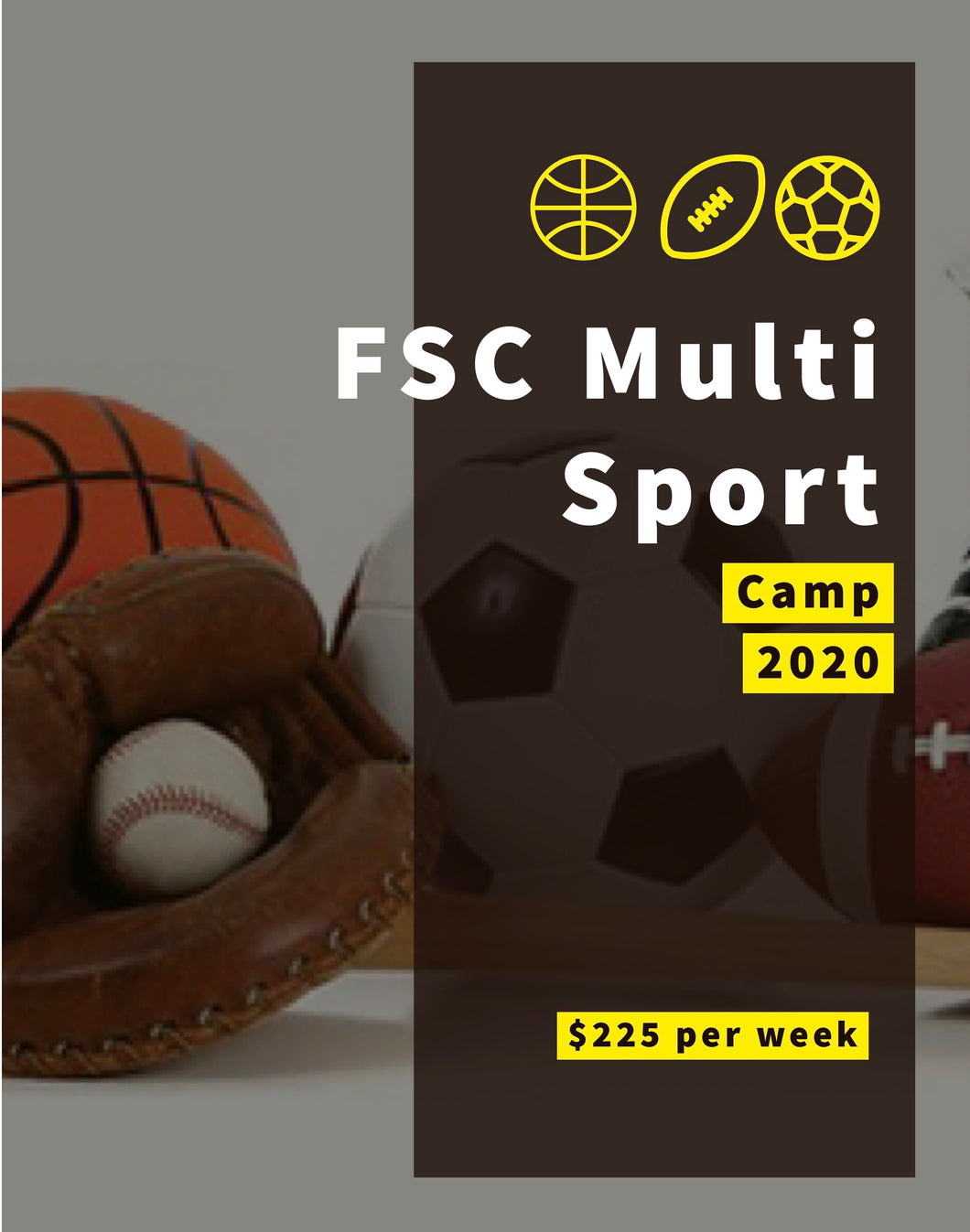 Multisports Camp
